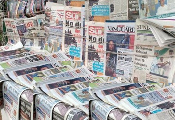 Breaking News from Nigerian Evening Newspapers